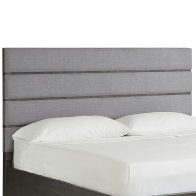 Diehl Upholstered Panel Headboard Size: Queen