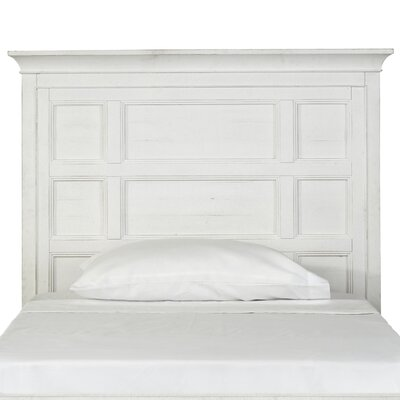 Cremeans Panel Headboard Size: Twin