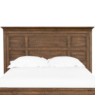 Westervelt Panel Headboard Size: Full