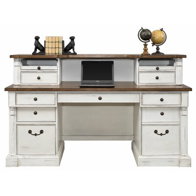 Executive Desk Low Hutch Product Picture 1098