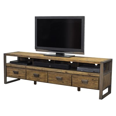 Cecily 131 TV Stand with Piers