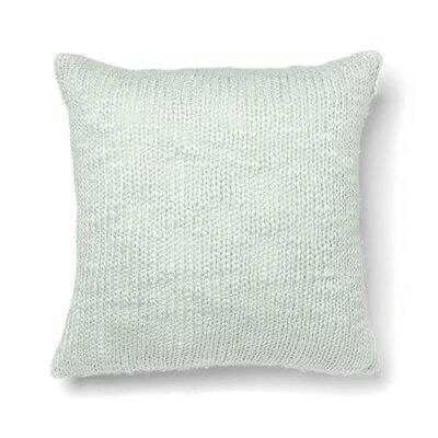 Decan Cotton Throw Pillow Color: Sea Glass