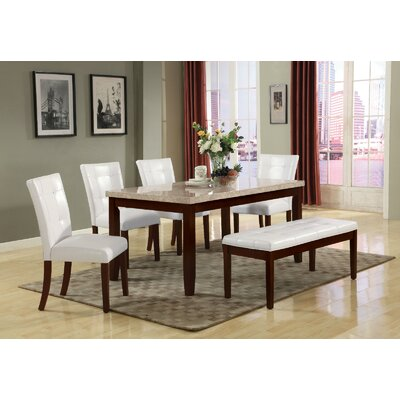 Tribble 4 Piece Dining Set