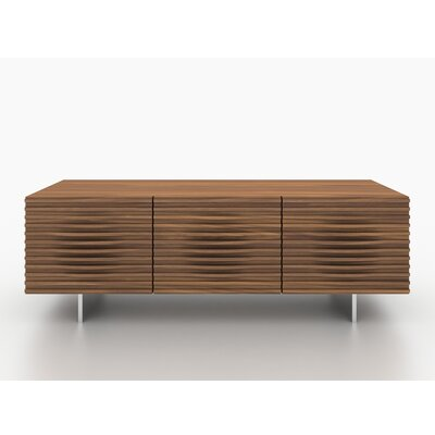 Blansett 71 Entertainment Center Color: Walnut Veneer