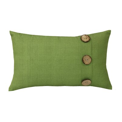Hopkinton Indoor/Outdoor Lumbar Pillow Color: Green