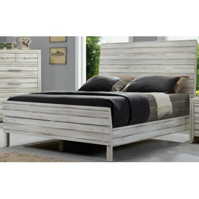 Celina Panel Bed Size: California King
