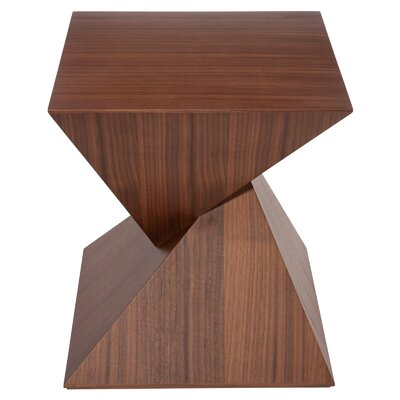 Como Walnut Side table