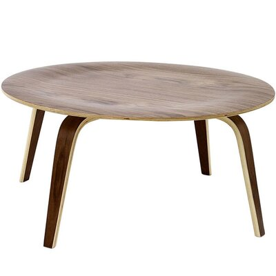 Cedar Creek Plywood Coffee Table