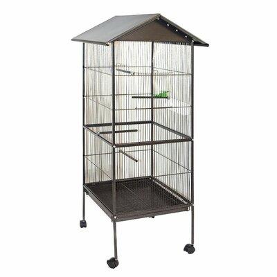 Steel Bird Aviary