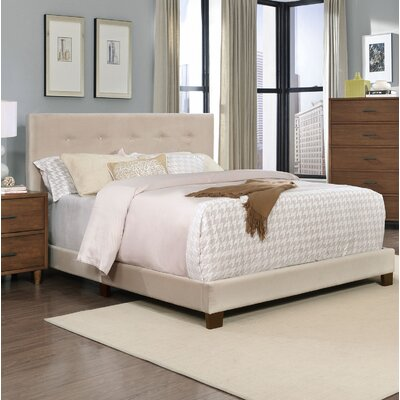 Cleveland Upholstered Platform Bed Size: Queen