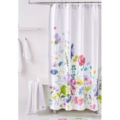 Tetbury Meadow 100% Cotton Shower Curtain