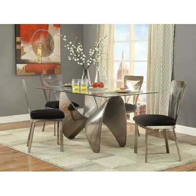 Harvell 5 Piece Dining Set