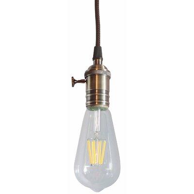 Chiasson 1-Light Mini pendant