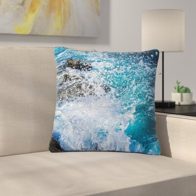Juan Paolo La Jolla Shores Outdoor Throw Pillow Size: 16 H x 16 W x 5 D