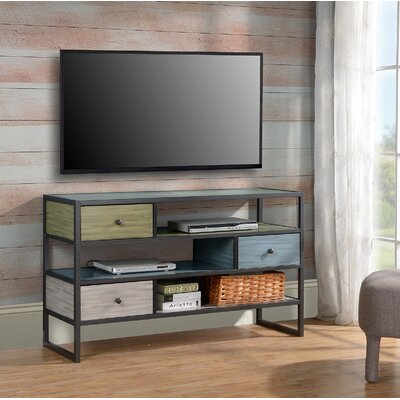 Weinstock 54 TV Stand with 3 Drawer