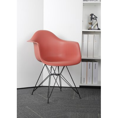 Drumcullen Dining Chair Color: Red