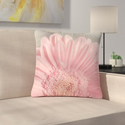 Suzanne Harford Summer Daisy Floral Outdoor Throw Pillow Size: 18 H x 18 W x 5 D
