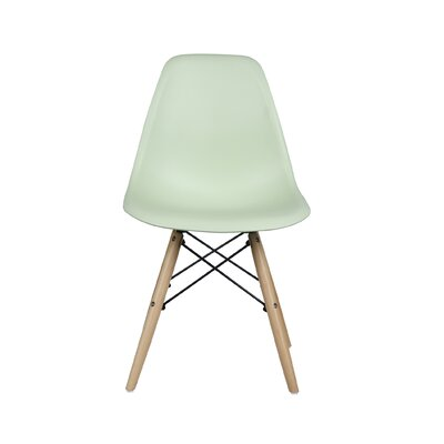 Drinkwater Dining Chair Color: Green