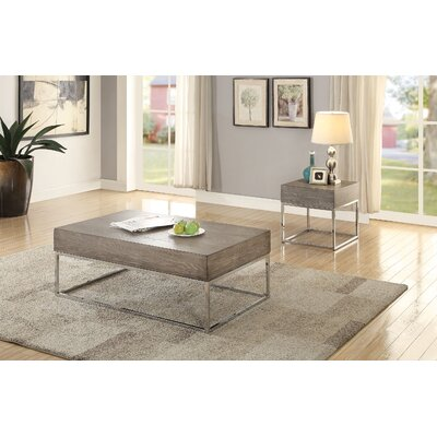 Criswell 2 Piece Coffee Table Set