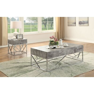 Hutson 2 Piece Coffee Table Set