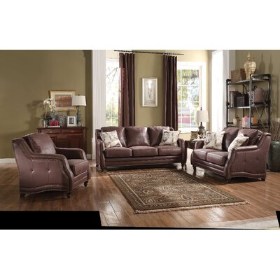 Lower Failand Configurable 3 Piece Living Room Set