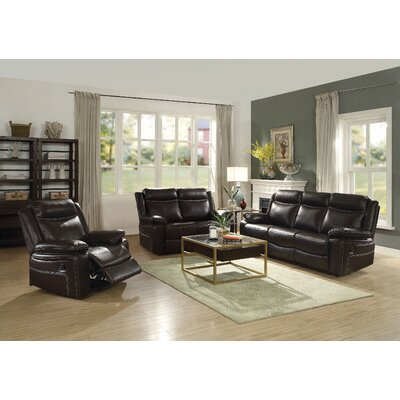 Warkentin Configurable 3 Piece Living Room Set