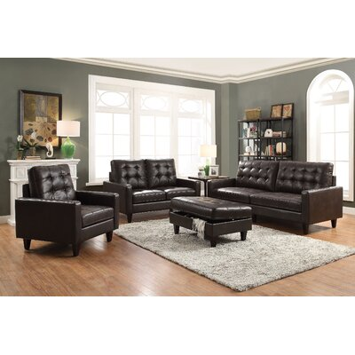 Cascio Configurable 2 Piece Living Room Set