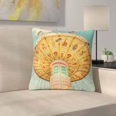 Suzanne Harford Jovial Outdoor Throw Pillow Size: 16 H x 16 W x 5 D