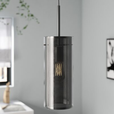 Deverell Encaged 1-Light Mini Pendant