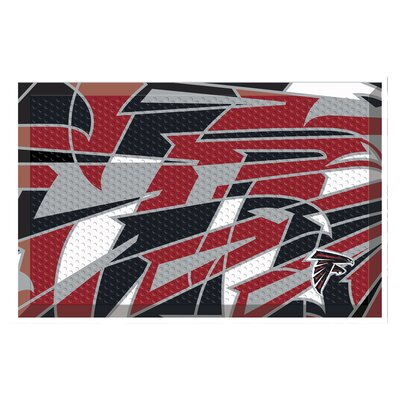 NFL Utility Mat Team: Arizona Cardinals