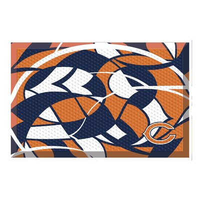 NFL Utility Mat Team: Chicago Bears