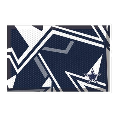 NFL Utility Mat Team: Dallas Cowboys