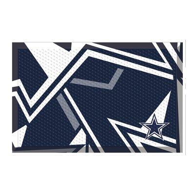 NFL Utility Mat Team: Dallas Cowboys