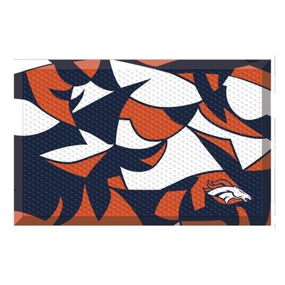 NFL Utility Mat Team: Denver Broncos