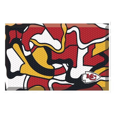 NFL Utility Mat Team: Kansas City Chiefs
