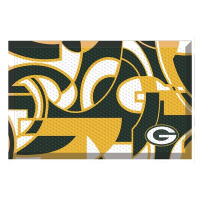NFL Utility Mat Team: Green Bay Packers