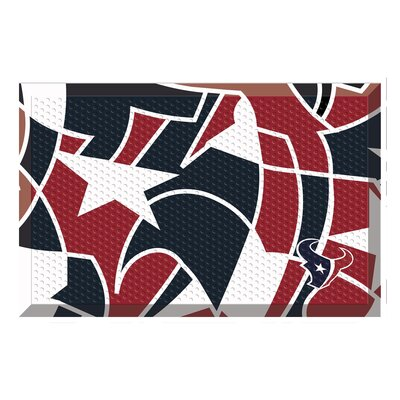 NFL Utility Mat Team: Houston Texans