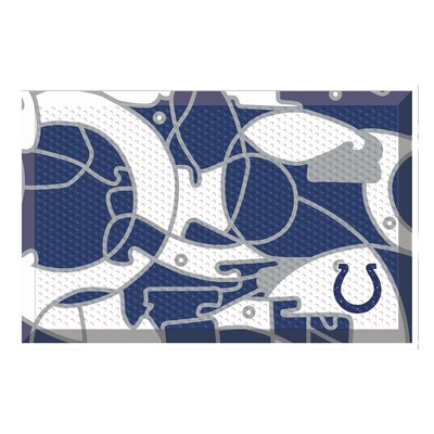 NFL Utility Mat Team: Indianapolis Colts