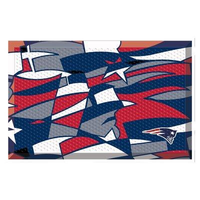NFL Utility Mat Team: New England Patriots