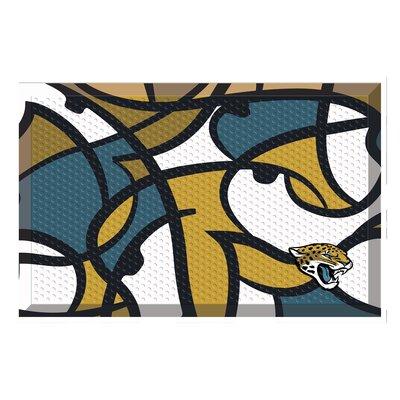 NFL Utility Mat Team: Jacksonville Jaguars