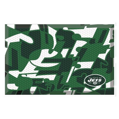 NFL Utility Mat Team: New York Jets