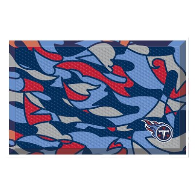 NFL Utility Mat Team: Tennessee Titans