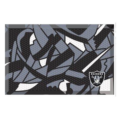 NFL Utility Mat Team: Oakland Radiers