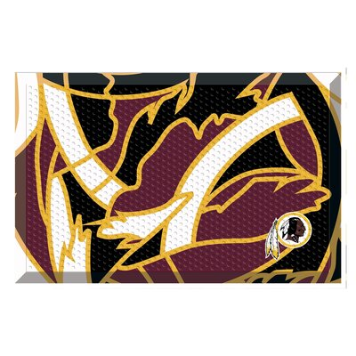 NFL Utility Mat Team: Washington Redskins