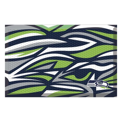 NFL Utility Mat Team: Seattle Seahawks