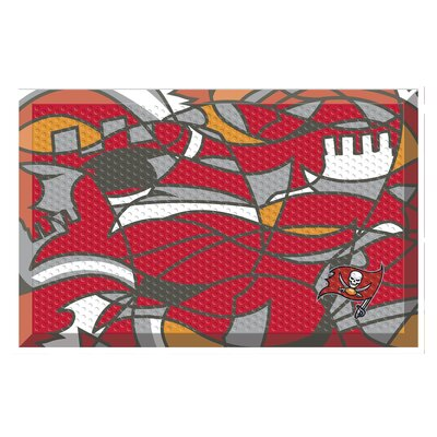 NFL Utility Mat Team: Tampa Bay Buccaneers
