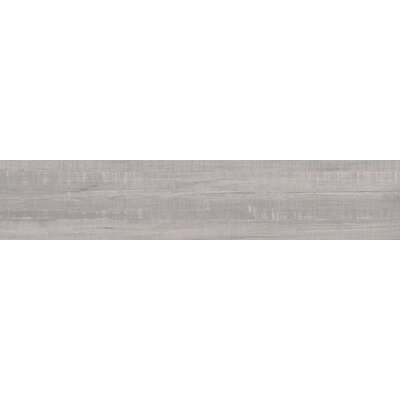 Belmond Pearl 8 x 40 Ceramic Wood Look Tile in White