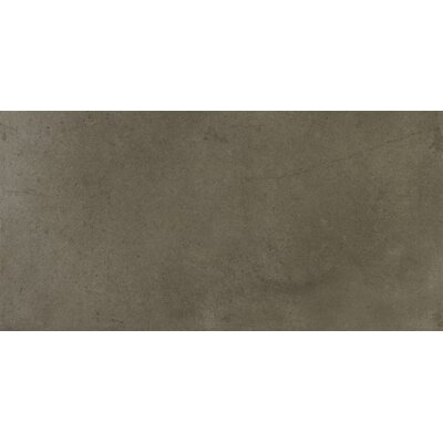 Capella Silt 12 x 24 Porcelain Field Tile in Brown