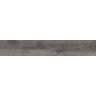 Country River Mist 8 x 48 Porcelain Wood Look Tile in Gray