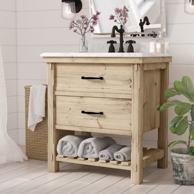 Boulay 30 Single Bathroom Vanity
